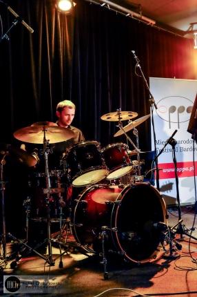 Kamil Wasicki z zespołem