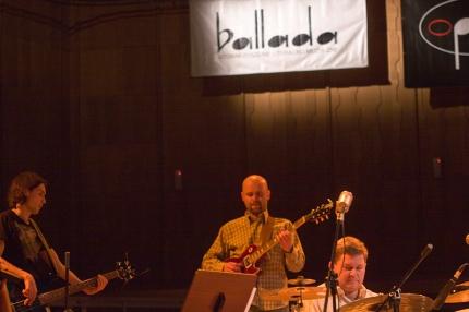 zespół EKT Gdynia (od lewej): Kamil Szewczyk, Krzysztof Kowalewski, Jacek Fimiak