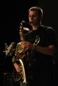 Saksofonista Pawla Gorskiego