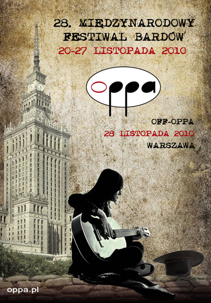 Międzynarodowy Festiwal Bardów - OPPA 2010