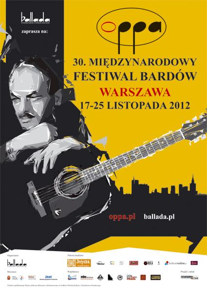 OPPA 2012 - 30. Międzynarodowy Festiwal Bardów