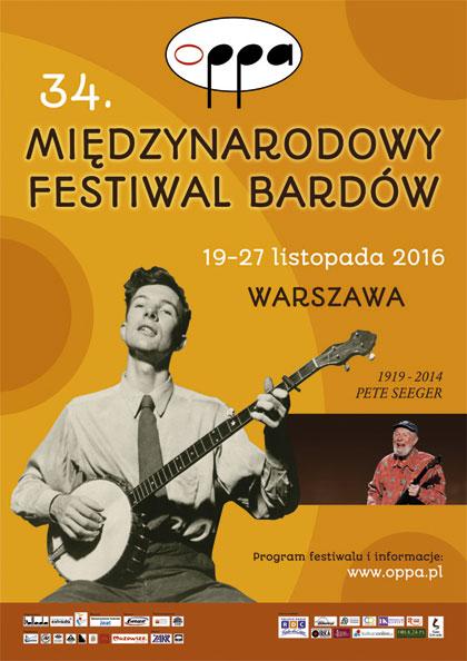 OPPA 2016 - 34. Międzynarodowy Festiwal Bardów