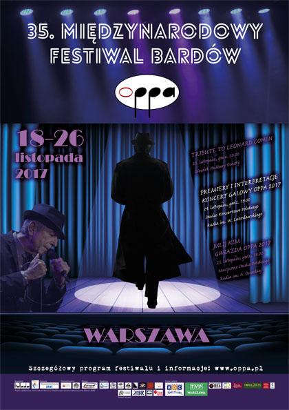 OPPA 2017 - 35. Międzynarodowy Festiwal Bardów