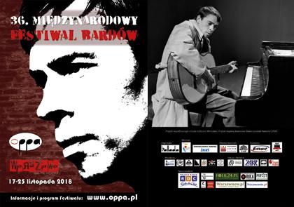 OPPA 2018 - 36. Międzynarodowy Festiwal Bardów