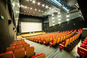 Sala Koncertowa Centrum Kultury w Grodzisku Mazowieckim